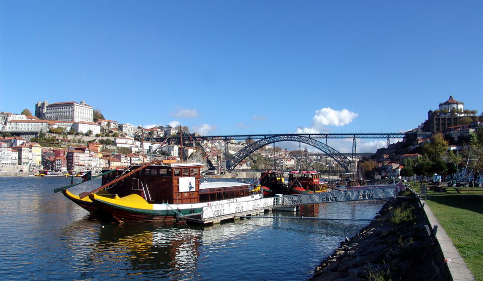 このたびのたび・ポルトガル・ポルト・世界遺産歴史地区
