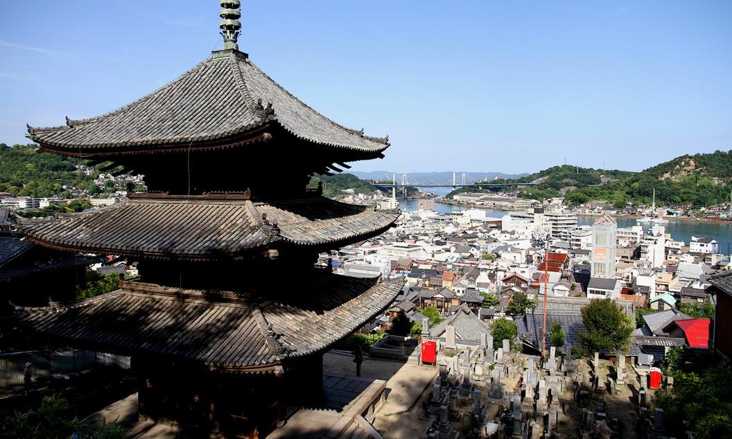 尾道市 - Onomichi, Hiroshima - JapaneseClass.jp